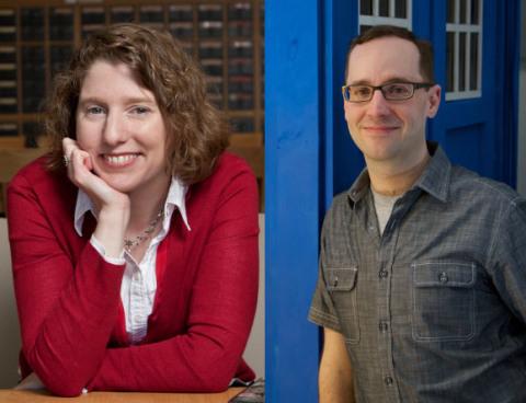 Lynne and Michael Thomas