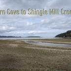 Fern Cove to Shingle Mill Creek Climb