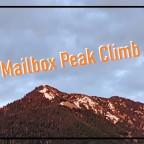 Busy Mailbox Peak Climb
